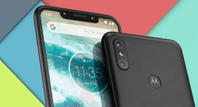 Motorola One Power With 5,000 mAH Battery Launched In India