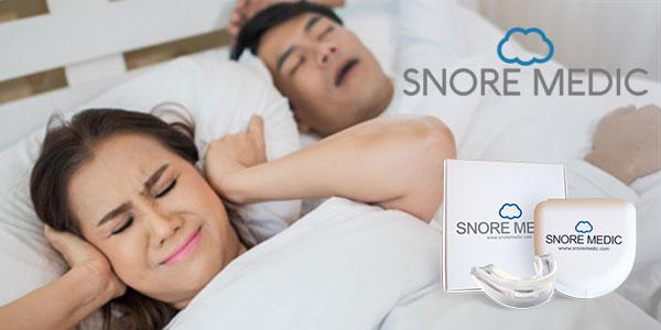 SnoreMedic Discount Code