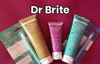 Dr Brite Coupon Code – The Oral Care Products For Natural Teeth Whitening