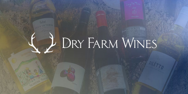 Dry Farm Wines Banner