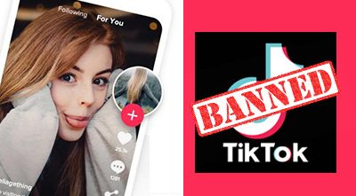 """The Most Popular Video Sharing App """"TikTok"""" Is Banned in India !!"""
