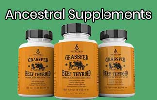 Ancestral Supplements Coupon Code – The Top Quality Beef Supplements