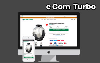 eCom Turbo Coupon – The Most Popular Shopify Theme