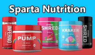 Sparta Nutrition Coupon – High Quality Nutrition Supplements