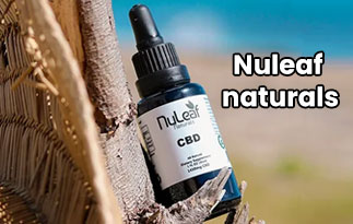 Nuleaf Naturals Discount Code | One Stop Store For Organic CBD Oils